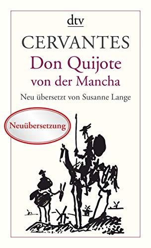 9783423590105: Don Quijote von der Mancha Teil 1 und 2