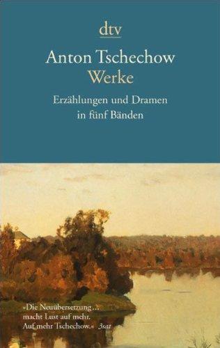 9783423590815: Werke: Erzählungen und Dramen in fünf Bänden