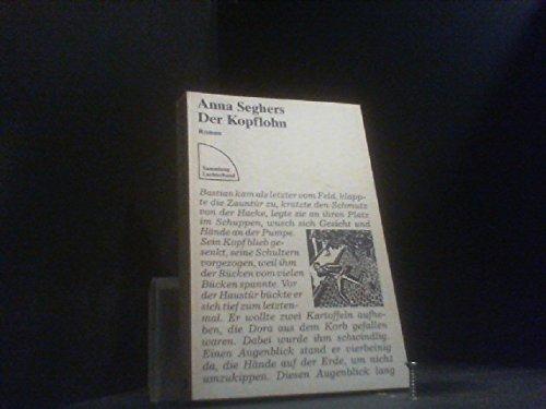 9783423612340: Der Kopflohn. Roman aus einem deutschen Dorf im Spätsommer 1932