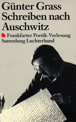 9783423619257: Schreiben Nach Auswitz