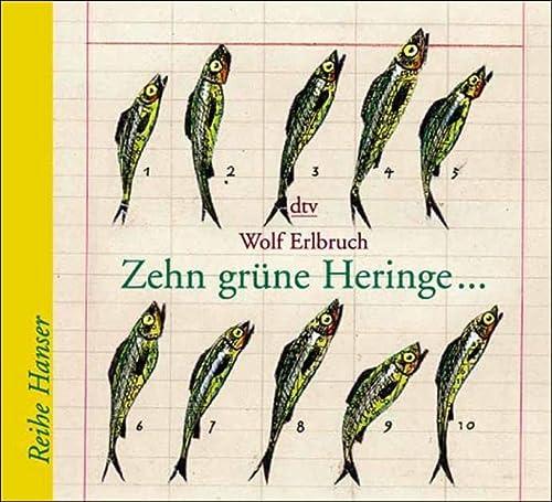 9783423620055: Zehn grüne Heringe...
