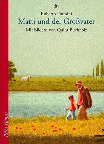 9783423620659: Matti und der Großvater