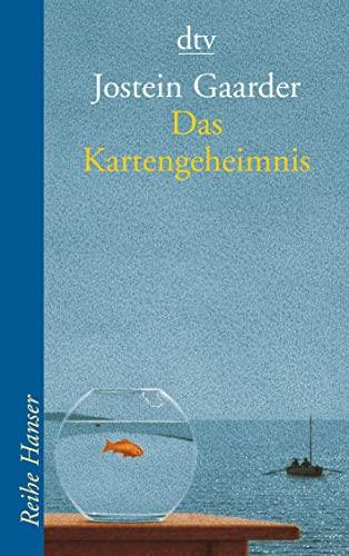 9783423620772: Das Kartengeheimnis.