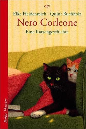 9783423621557: Nero Corleone: Eine Katzengeschichte