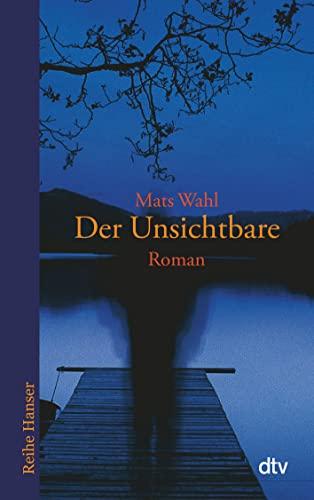 9783423621649: Der Unsichtbare (German Edition)