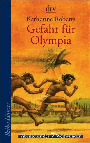 9783423623254: Gefahr Fur Olympia