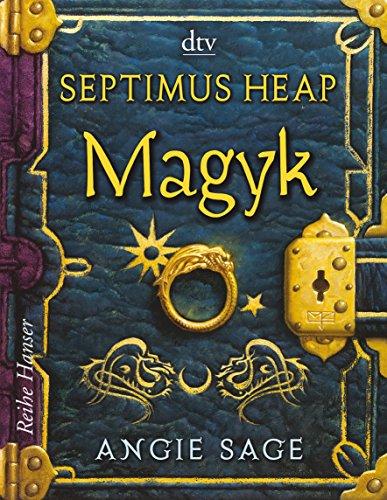 9783423623278: Septimus Heap: Magyk (German Edition)