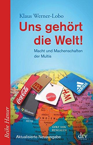 9783423624527: Uns Gehort Die Welt! (German Edition)