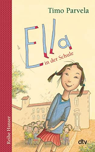 9783423624565: Ella in der Schule