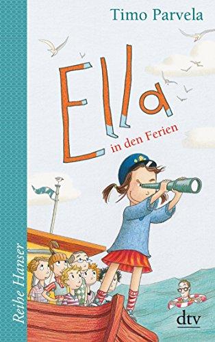 9783423625869: Ella in den Ferien