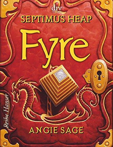9783423626170: Septimus Heap - Fyre