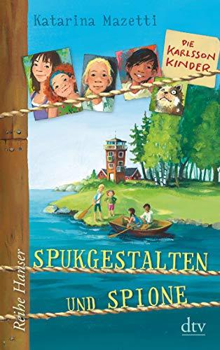 9783423626637: Die Karlsson-Kinder 01. Spukgestalten und Spione