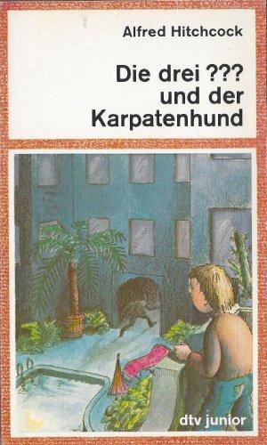 9783423700429: Die drei Fragezeichen und der Karpatenhund.