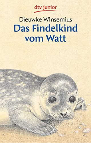 9783423700832: Das Findelkind vom Watt