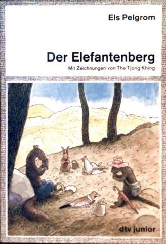 9783423702072: Der Elefantenberg