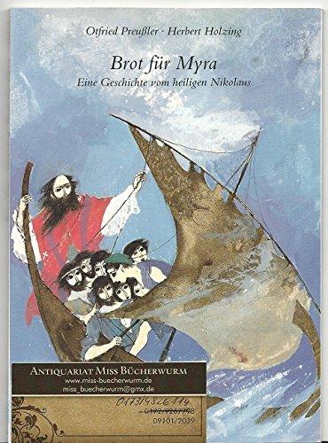 9783423703154: Brot für Myra. Eine Geschichte vom heiligen Nikolaus