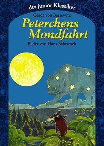 9783423705516: Peterchens Mondfahrt. Ein Märchen.