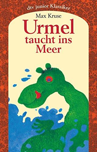 9783423705530: Urmel taucht ins Meer. Eine Geschichte für Kinder.