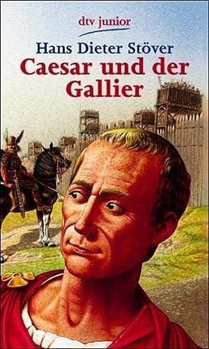 9783423705738: Caesar und der Gallier.