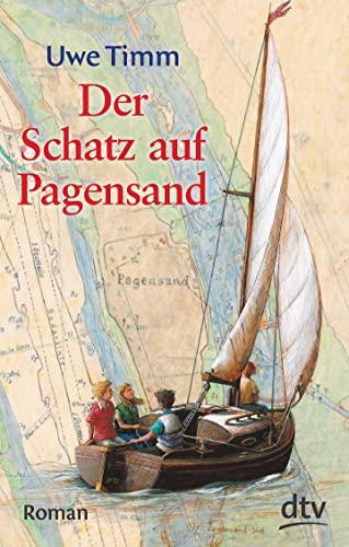 9783423705936: Der Schatz auf Pagensand. ( Ab 12 J.).