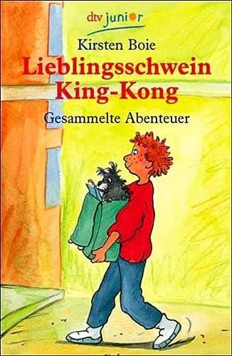 9783423706414: Lieblingsschwein King-Kong