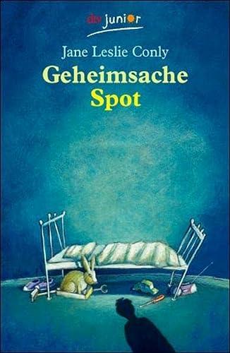 9783423706520: Geheimsache Spot.