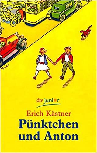 9783423707312: Pünktchen und Anton. (German Edition)