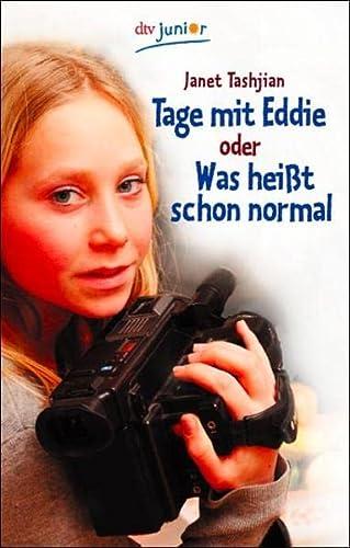 9783423707565: Tage mit Eddie.