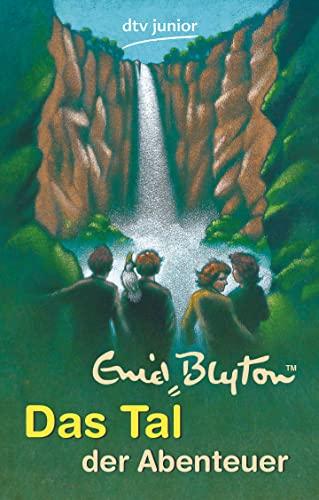 9783423707633: Das Tal Der Abenteuer (German Edition)