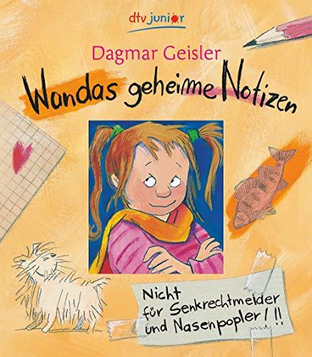 9783423707657: Wandas Geheime Notizen (German Edition)