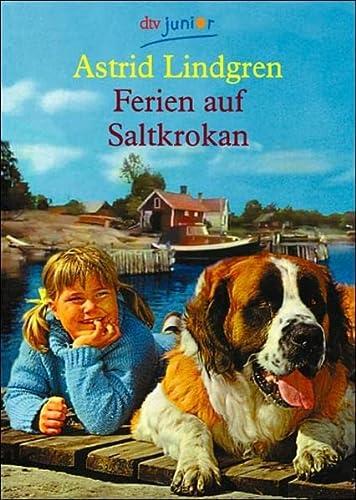 9783423707732: Ferien auf Saltkrokan. ( Ab 10 J.).
