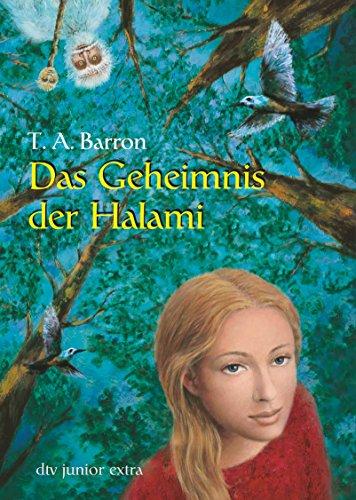 9783423707817: Das Geheimnis Der Halami (German Edition)