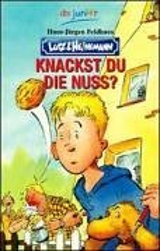 9783423707831: Lutz und Heinemann. Knackst du die Nuss? ( Ab 9 J.).