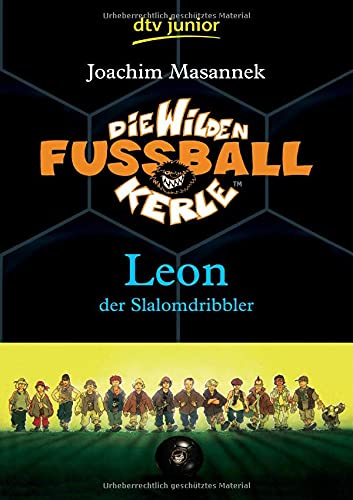 9783423708036: Leon Der Slalomdribbler (1) (German Edition)