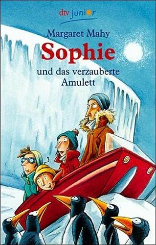 9783423708203: Sophie und das verzauberte Amulett.