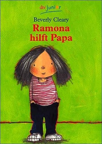 9783423708319: Ramona hilft Papa