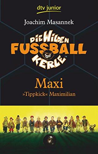 9783423708920: Die Wilden Fussballkerle 07. Maxi