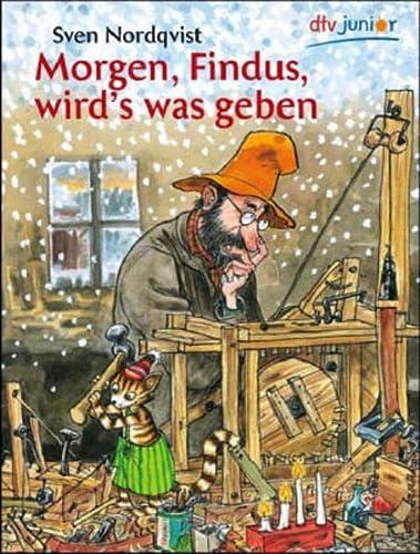 9783423709637: Morgen Findus Wird's Was Geben (German Edition)
