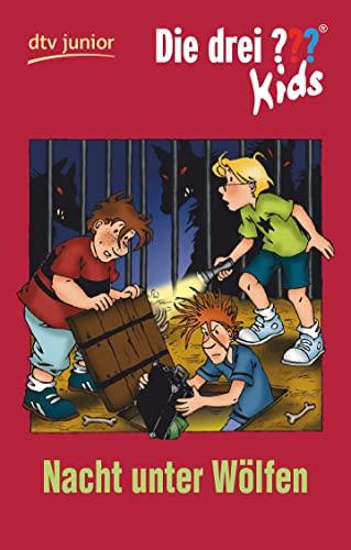 9783423709811: Die Drei ? Kids Nacht Unter Wolfen (German Edition)