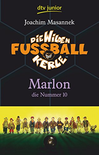9783423709941: Marlon, Die Nummer 10 (10) (German Edition)