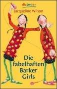 9783423711661: Die fabelhaften Barker Girls