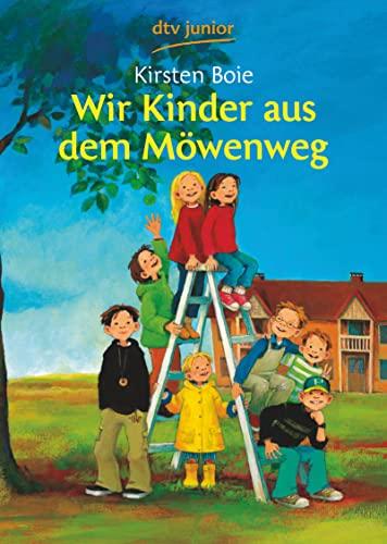 9783423711845: Wir Kinder aus dem Möwenweg