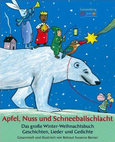 9783423711937: Apfel, Nuss und Schneeballschlacht