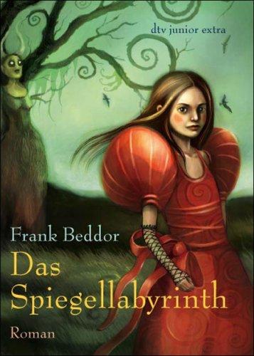 9783423712101: Das Spiegellabyrinth: Roman
