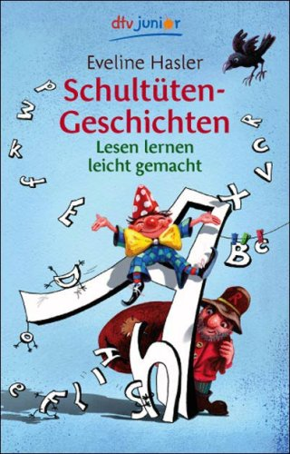 9783423712354: Schultüten-Geschichten: Lesen lernen leicht gemacht