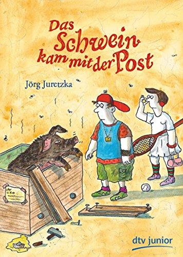 9783423712767: Das Schwein kam mit der Post