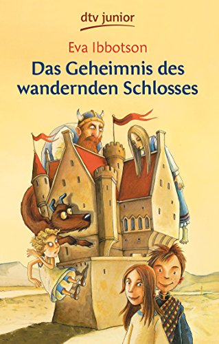 9783423713122: Das Geheimnis des wandernden Schlosses