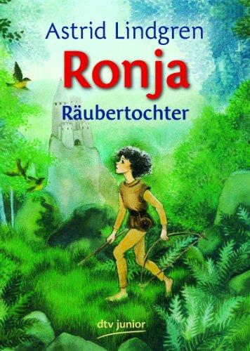 9783423713863: Ronja Räubertochter