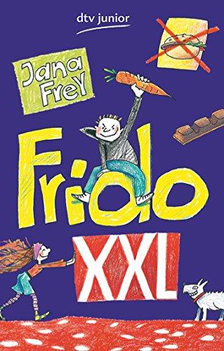 9783423713917: Frido XXL