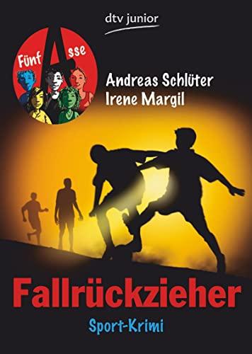 9783423713962: Fallr�ckzieher Sport-Krimi. F�nf Asse